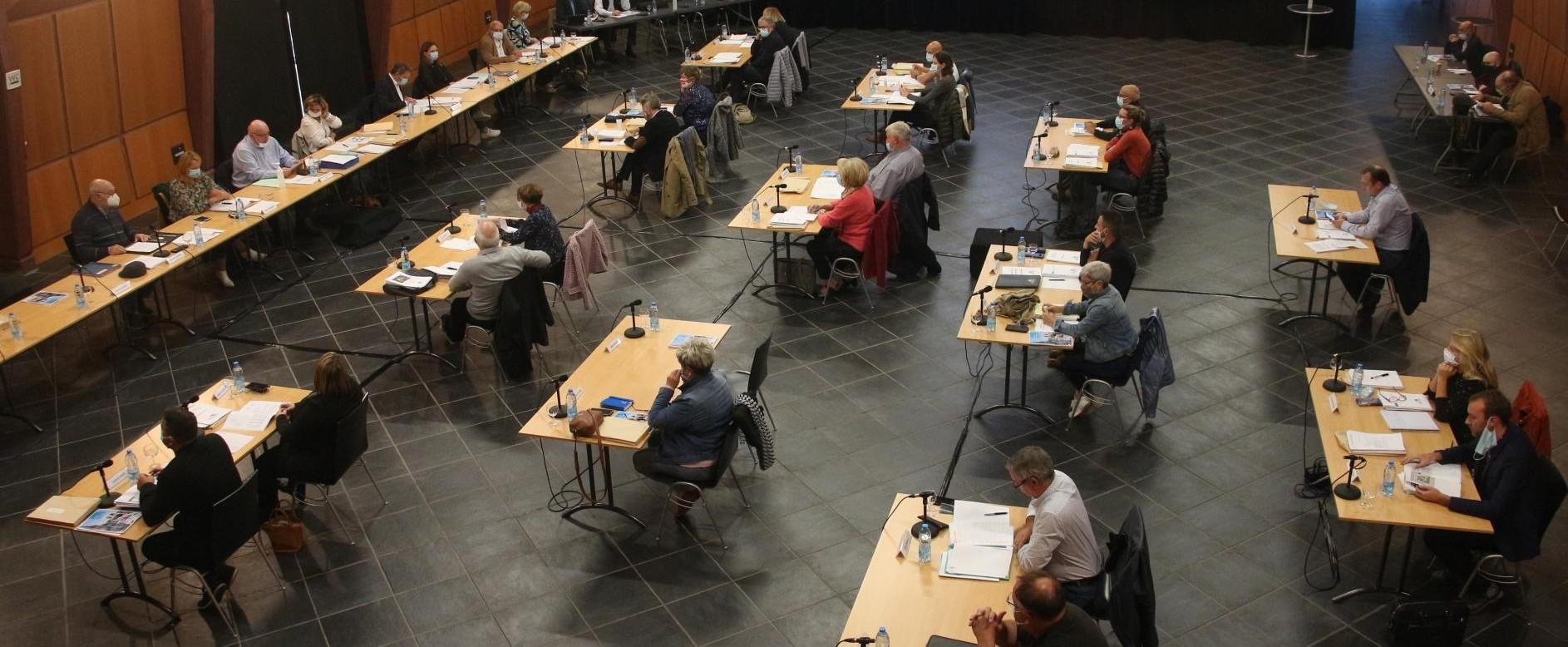 Conseil Municipal Ville De Saint Amand Les Eaux